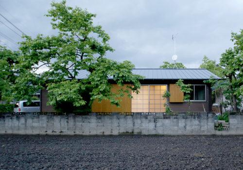 石園田の家