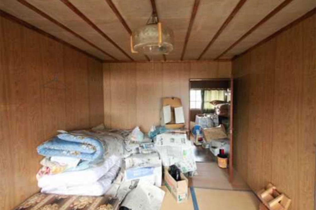 個室before